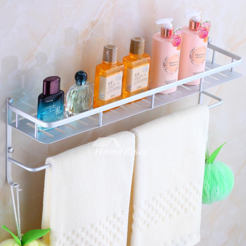 Quality Small Bathroom Shelf Wall Mount Aluminum
