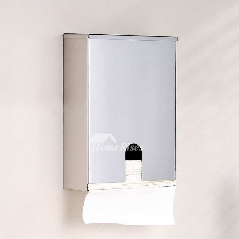 Best Wall Mount Stainless Steel Commercial Toilet Paper Holder