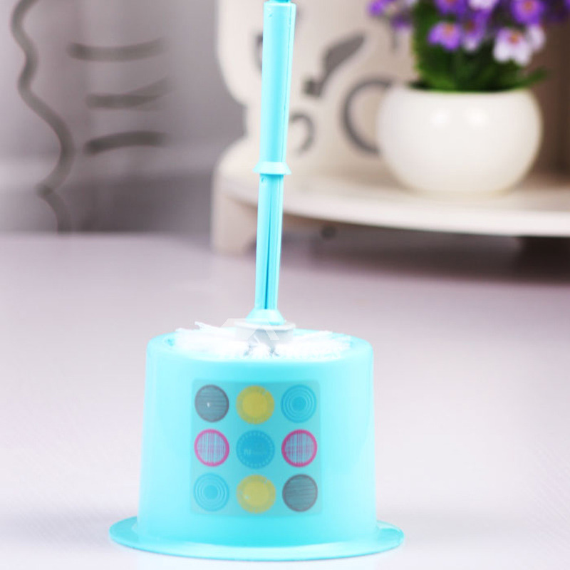 Durable Decorative Toilet Brush Holder Free Standing