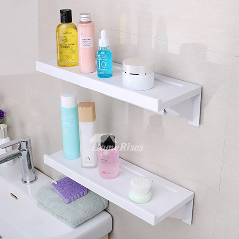 Good Quality Suction Cup Abs Plastic, Bathroom Suction Shelf
