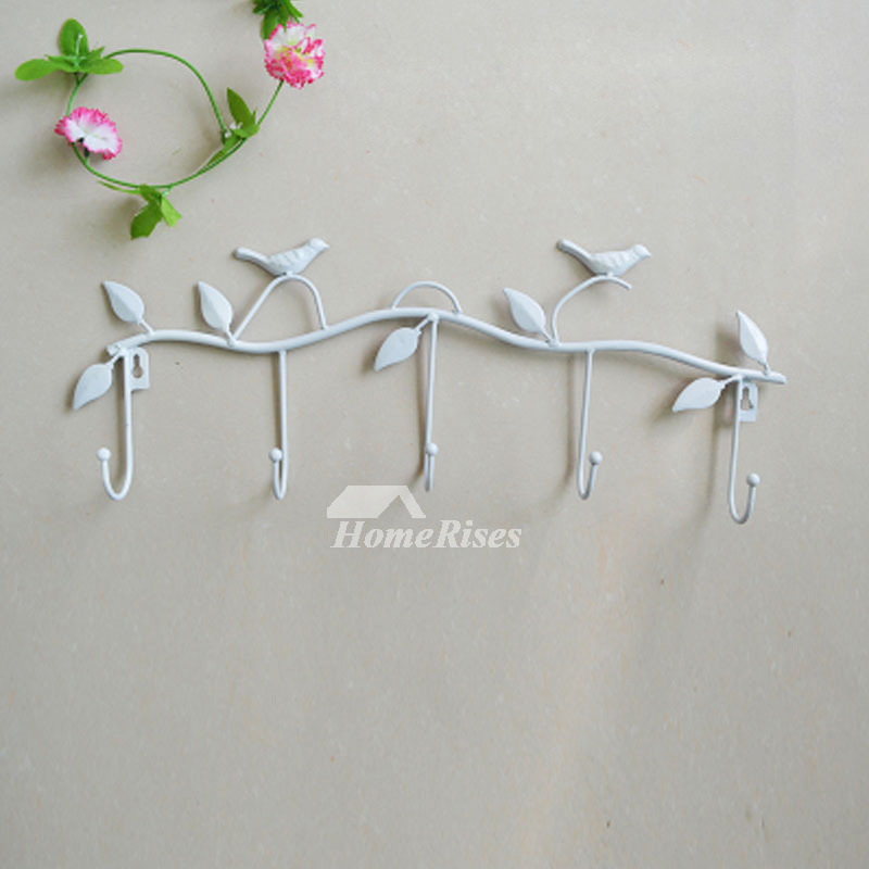 modern wall mount painting decorative bathroom towel hooks - Bathroom Towel Hooks