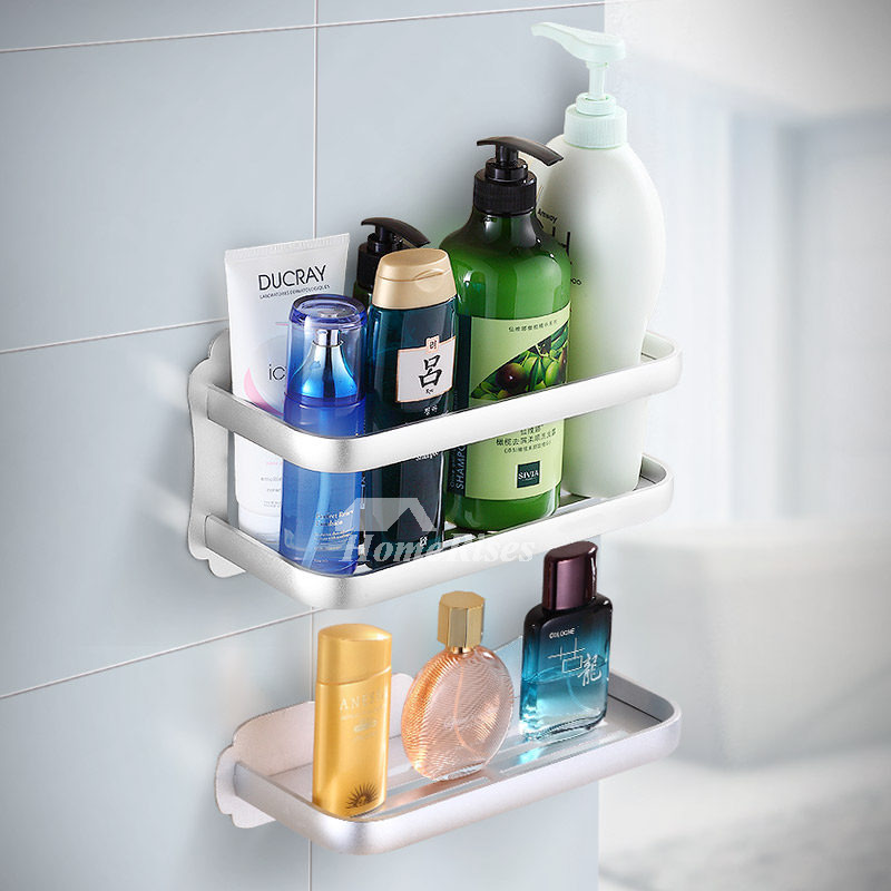 Hanging Bathroom Shelves Enchanting Bathroom Hanging Shelves Mucilage Glue Cheap Bathroom Shelves