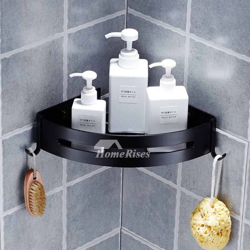 Corner Shelves Bathroom Mucilage Glue