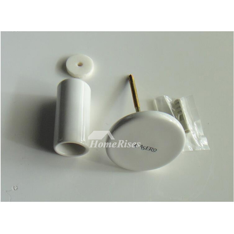 Ceramic robe hook simple wall mount white bathroom for Ceramic towel hooks for bathrooms