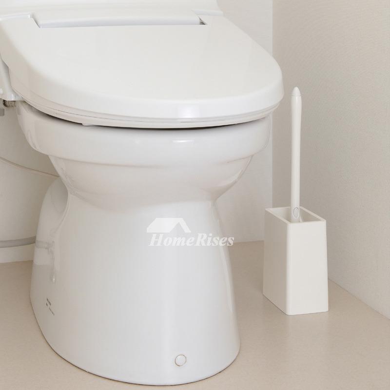 Astonishing Simple Pp Free Standing Toilet Bowl Brush Holder Bathroom Creativecarmelina Interior Chair Design Creativecarmelinacom