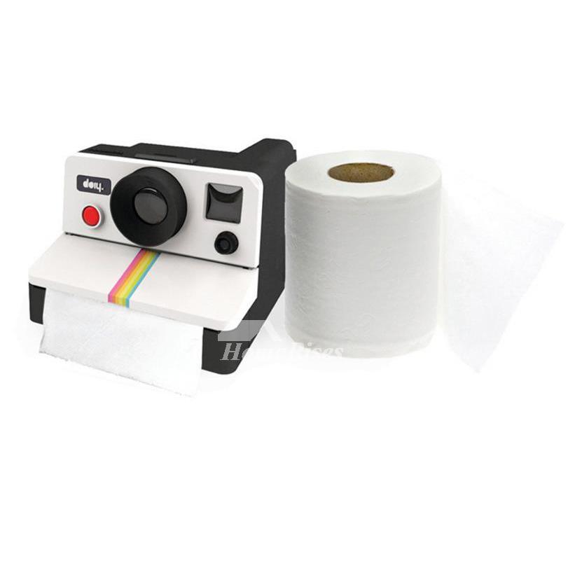 Decorative bathroom toilet paper holder wall mount camera - Hidden camera in bathroom accessories ...