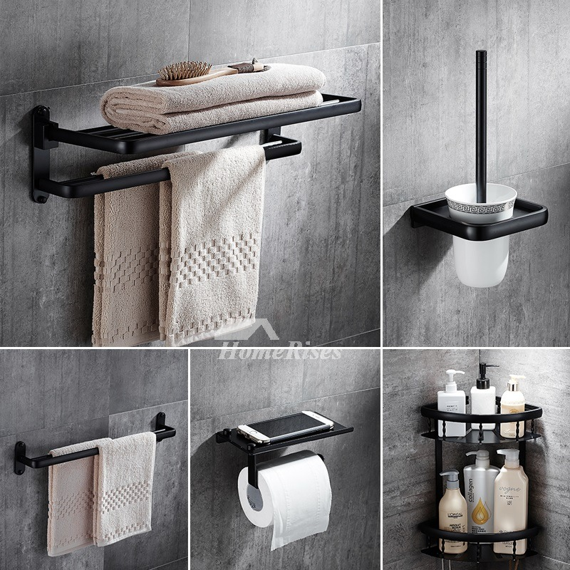 Venetian Bronze Bathroom Accessories Pictures Show. 5-Piece Black Oil-Rubbed Bronze Bathroom Accessories ...