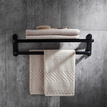 Suction Cup Towel Rack