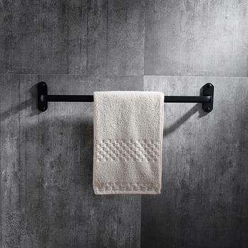 Oil-rubbed Bronze Towel Rack