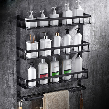 Exquisite Bathroom Towel Shelf