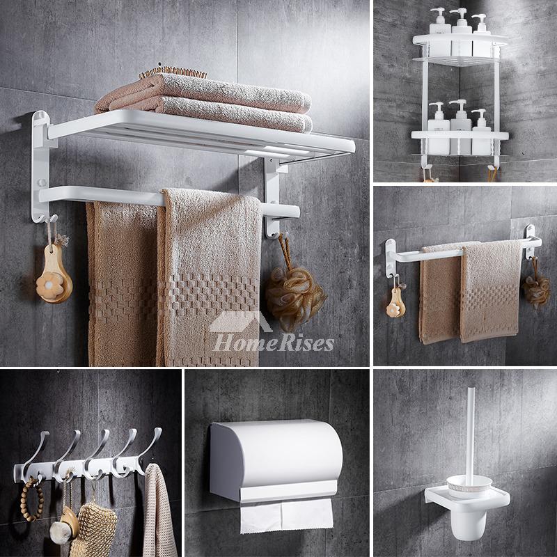 gray bathroom accessories set. 5 Piece Aluminum Painting Cheap Bathroom Accessories Sets