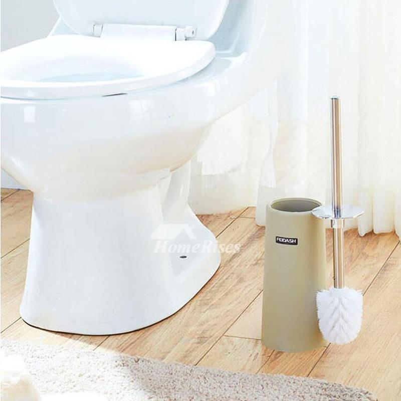 Astonishing Solid Stainless Steel Free Standing Toilet Bowl Brush Holder Creativecarmelina Interior Chair Design Creativecarmelinacom
