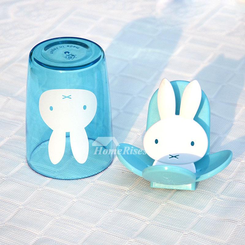 decorative toothbrush holder suction cup bathroom. Black Bedroom Furniture Sets. Home Design Ideas