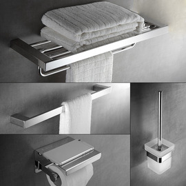 Buy Bathroom Decorative Accessories Hardware Sets At Homerises