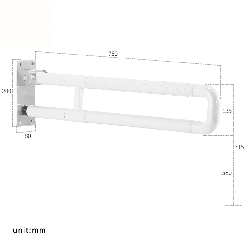Comfortable Solid Mount Grab Bar Anchoring System Gallery ...