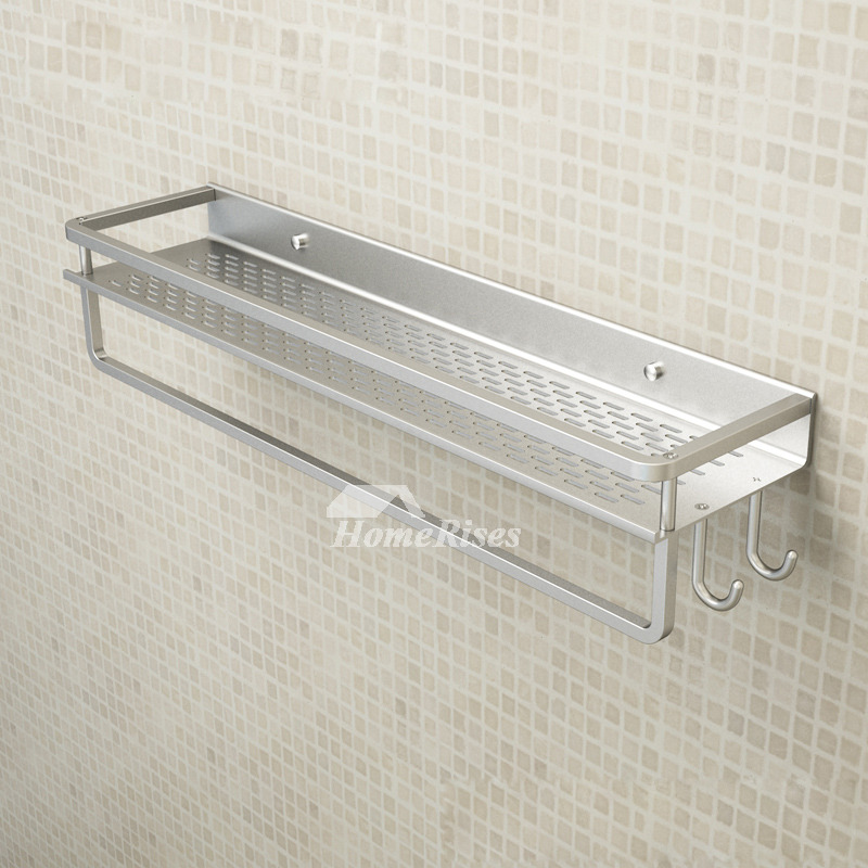 Quality Painting Modern Bathroom Shelves Wall Mount