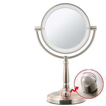 Best Wall Mounted Lighted Makeup Mirror Makeup Mirror