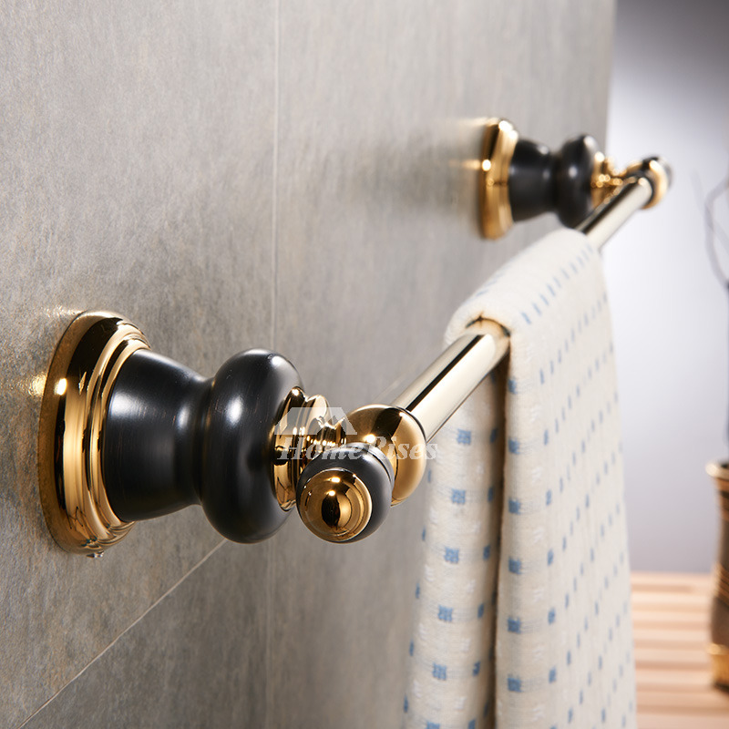 black and gold bathroom accessories. Luxury Black And Gold Bathroom Accessories Polished Brass Wall Mount