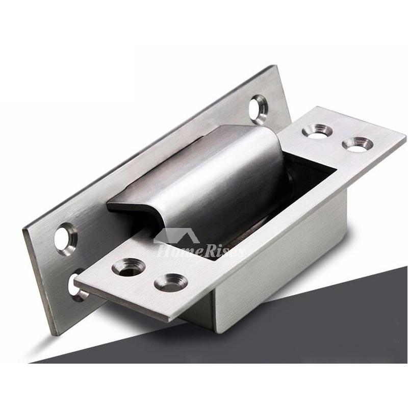 Best Stainless Steel Hidden Door Hinges Notching 5 Inch 2 Pcs