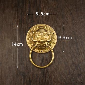 Front Door Knockers Polished Brass Antique Brass Carved
