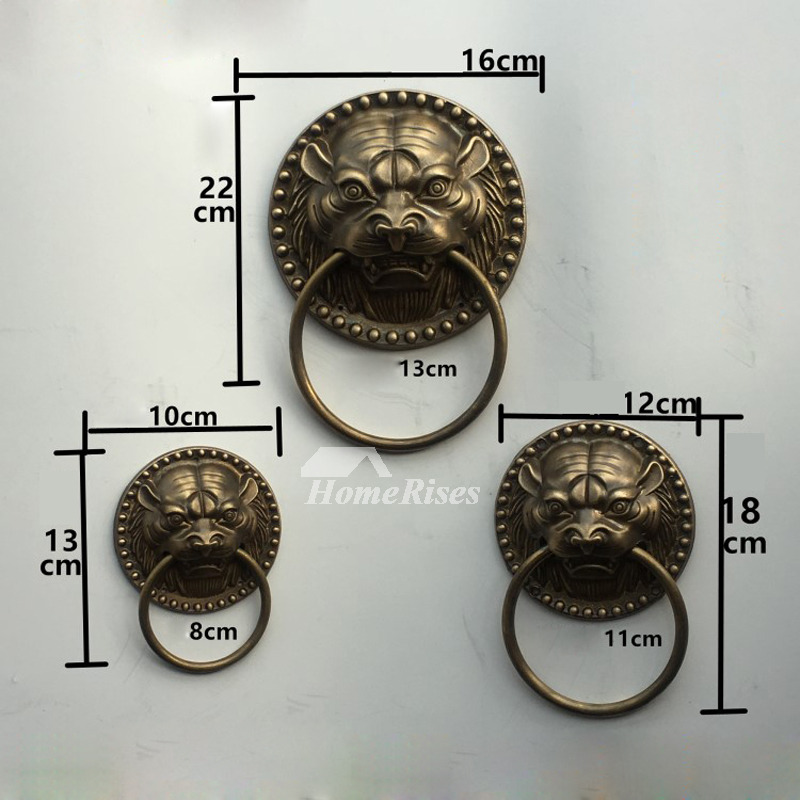 - Unique Door Knockers For Sale Carved Brass Lion Shaped