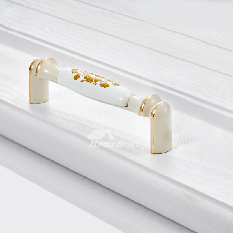 cabinet pulls porcelain handles cabinets best knobs hardware for kitchen white shocking