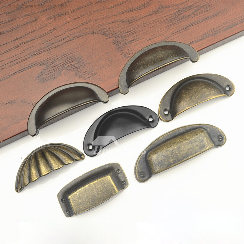 Oil Rubbed Bronze Cabinet Pulls 4 Inch Gold Cheap Zinc Alloy