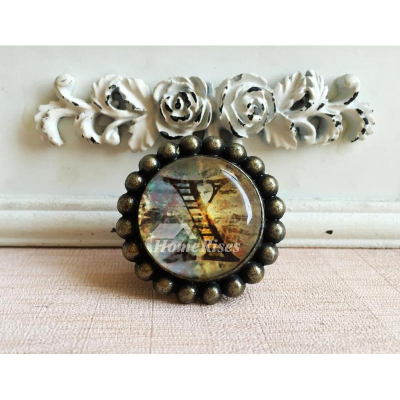 Interior door knobs dresser alloy decorative crystal bedroom closet for Decorative interior door knobs