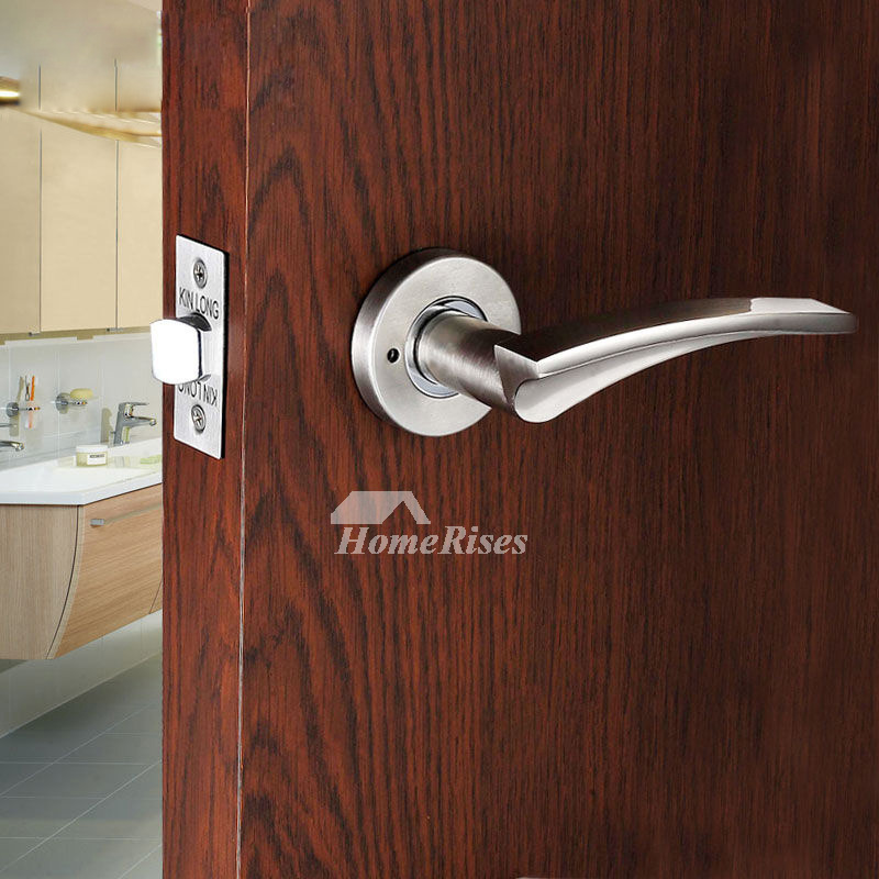 Kitchen Door Handles Lock Without Key Stainless Steel