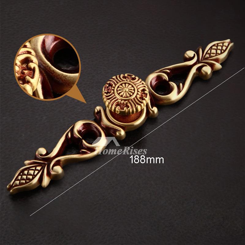 7 5 Inch Rose Gold Antique Br
