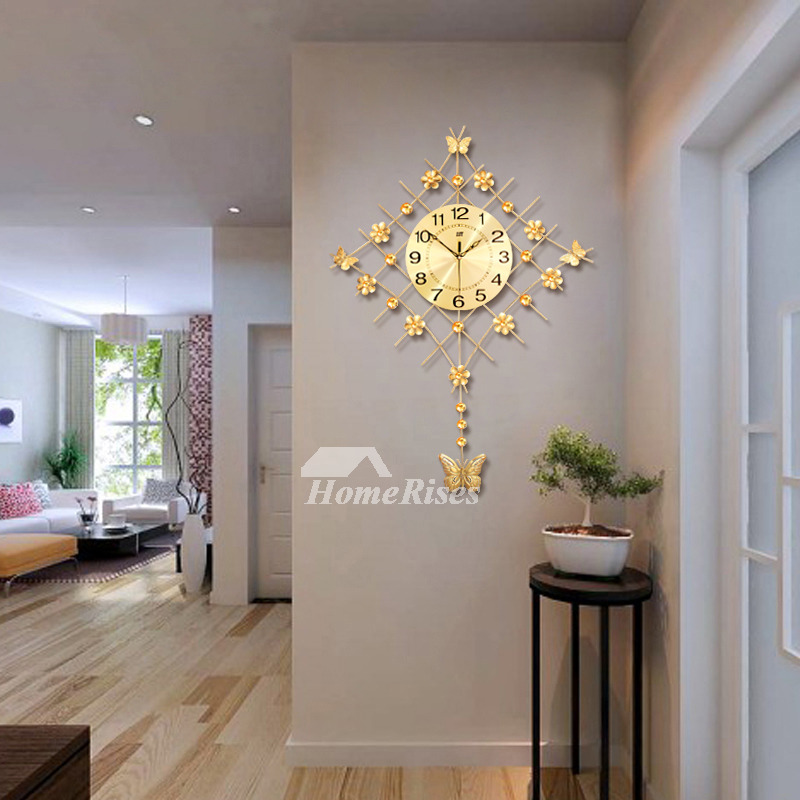 Gold Pendant Light Living Room