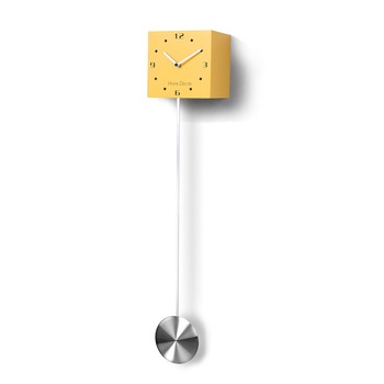 Square Pendulum Wall Clock