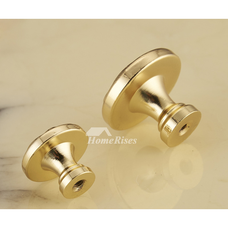Bedroom Door Knobs Polished Brass Carved Gold Interior Luxury