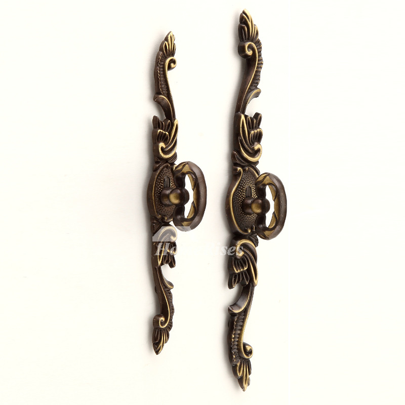Antique Bronze Kitchen Hardware