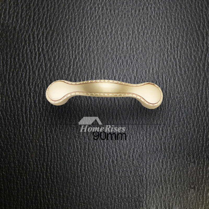 cheap cabinet pulls polished brass gold furniture dresser kitchen