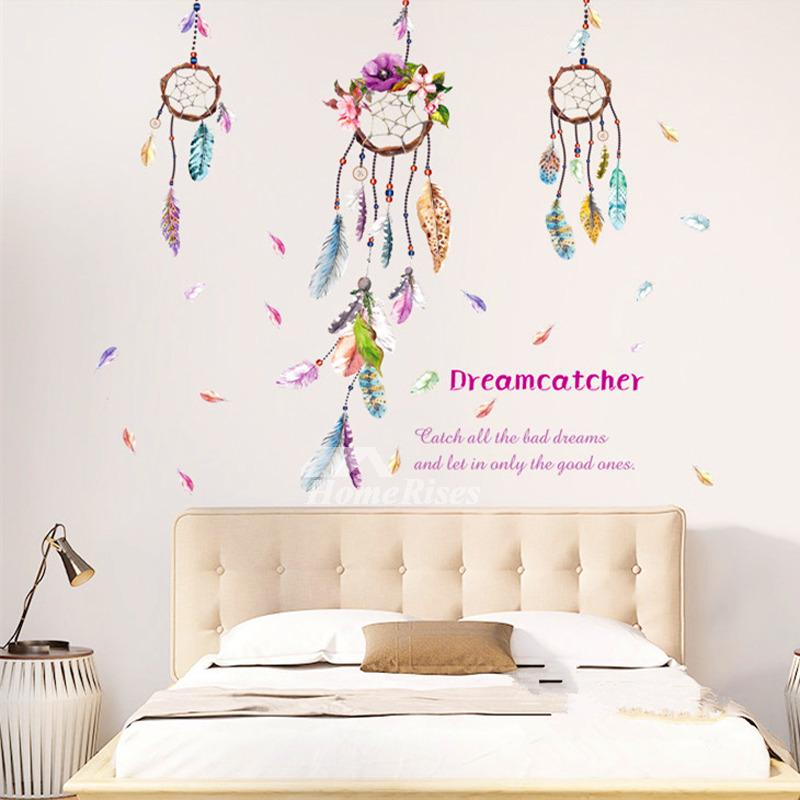 Funny Giraffe/Dreamcatcher/Sports/Boys And Girls/Scenery PVC Wall Decor  Stickers