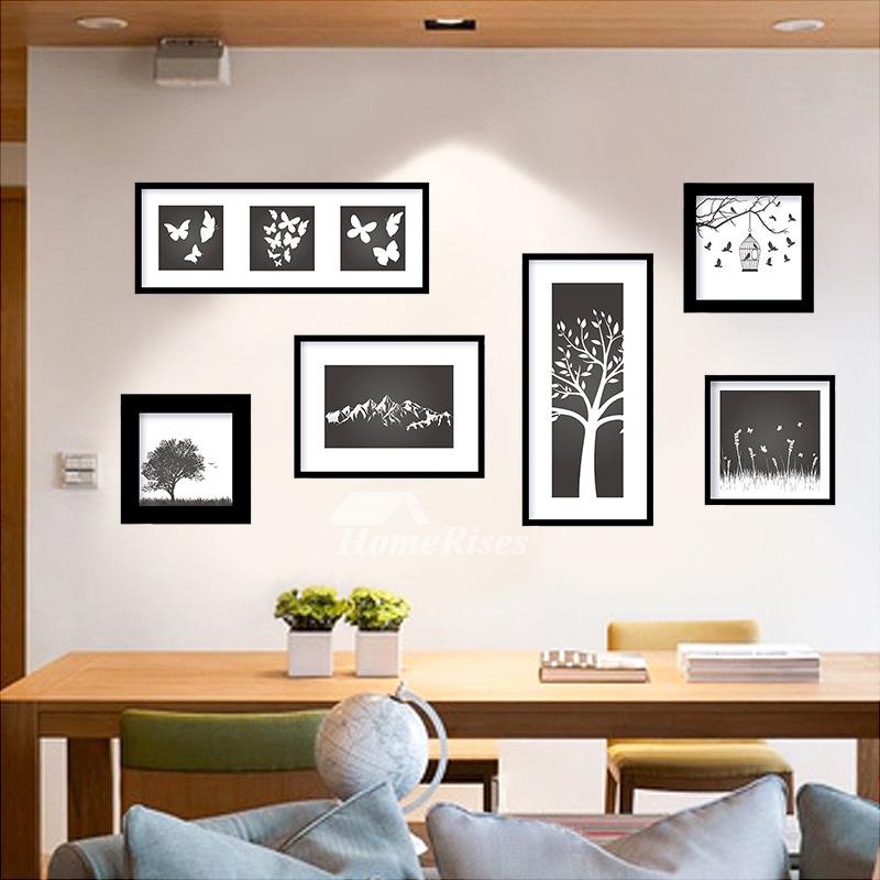 bedroom wall art stickers photo frame/scenery/girls/light/zebra