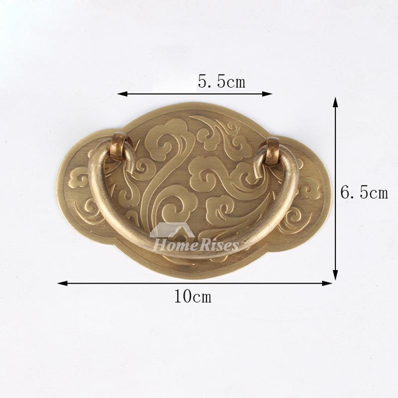 Kitchen Cabinet Hardware Pulls 3 5 4 5 Inch Brass Drawer