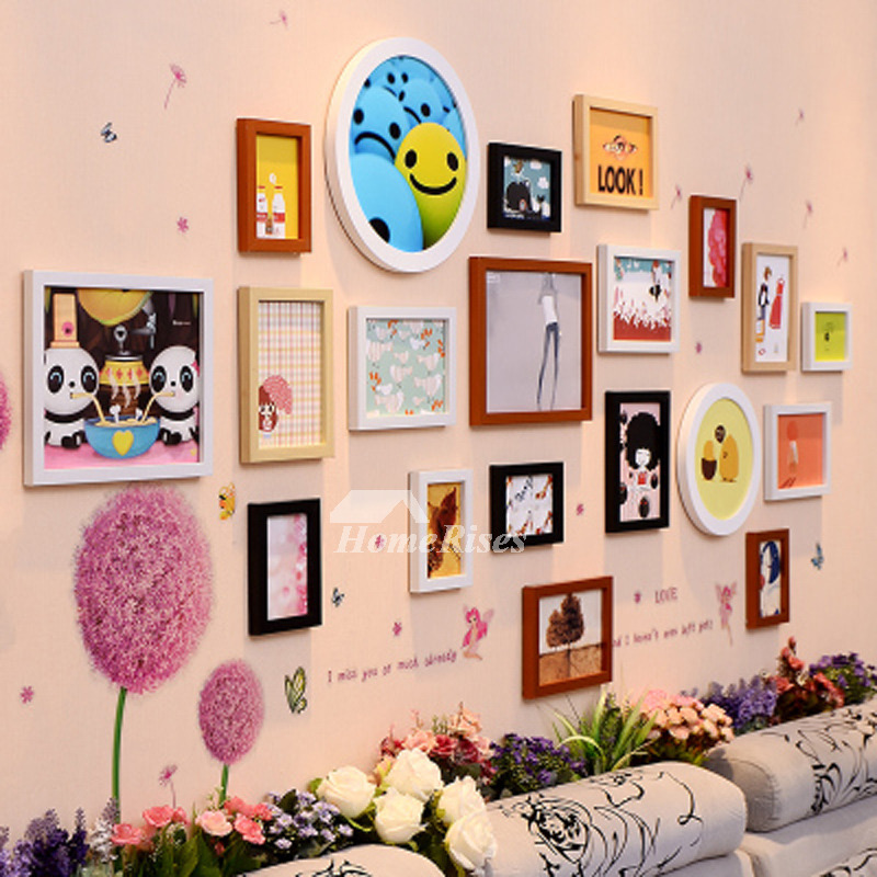 Modern Wall Decals Photo Frame 3d Decorative Personalised Best