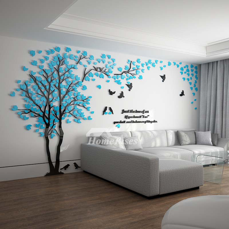 wall decals for bedroom Wall Decals For Bedroom Tree Decoraive Personalised Home 3D wall decals for bedroom