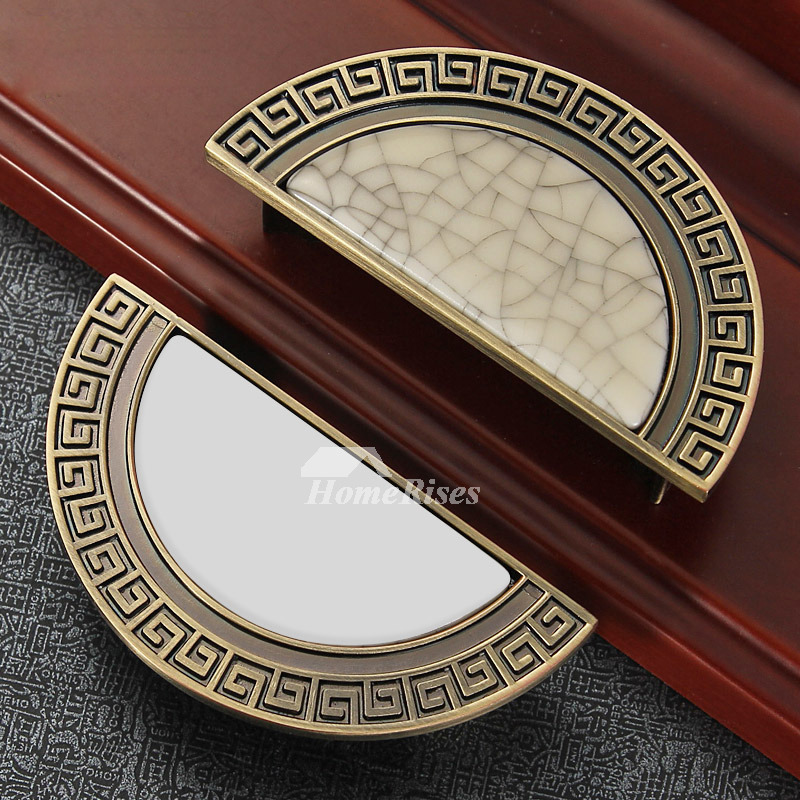 Unique Drawer Pulls 4 6 3 5 Inch Zinc Alloy Decorative
