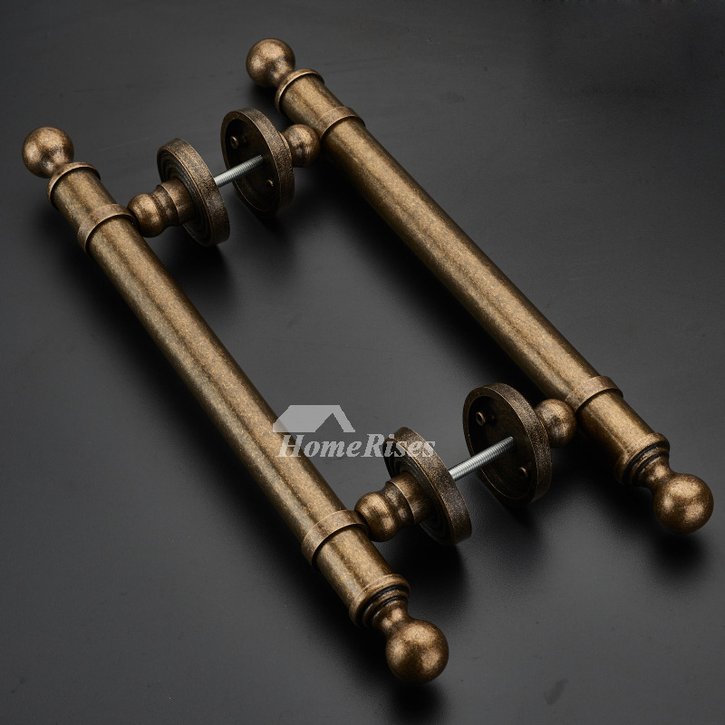 Antique Brass Door Handles Interior Kitchen Furniture