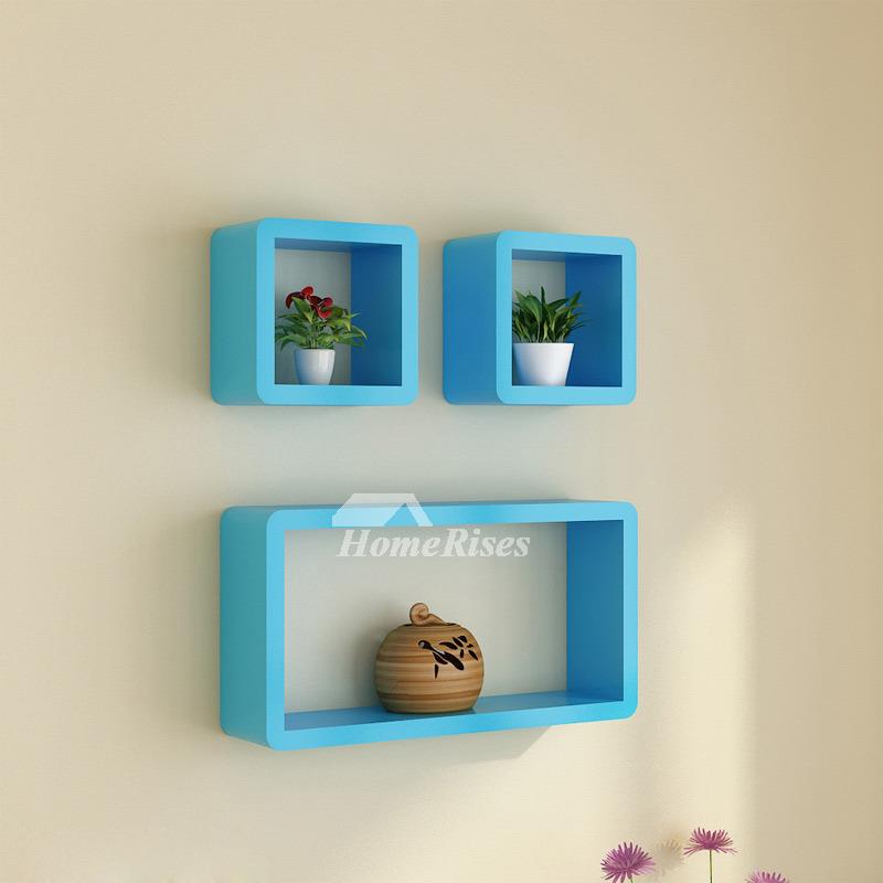 Contemporary Wall Shelves Decorative