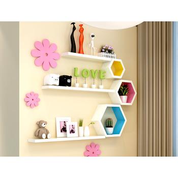 Decorative Wall Mounted Shelves, Small Wall Shelf - HomeRises.com