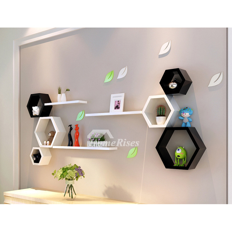 In Wall Shelves Decorative Bedroom Storage Living Room