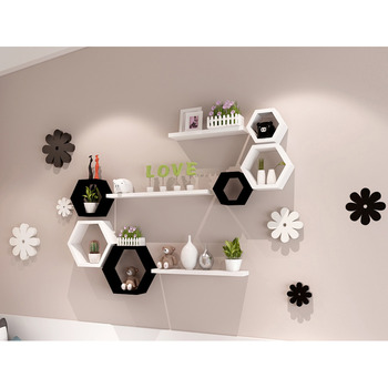 Decorative Wall Mounted Shelves Small Wall Shelf Homerisescom