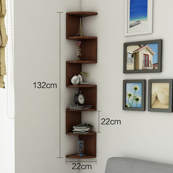 Decorative wall mounted shelves small wall shelf - Shelves design for living room ...