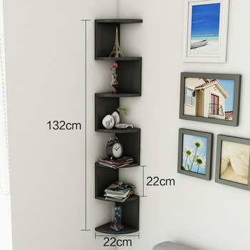 Decorative Wall Mounted Shelves, Small Wall Shelf ...