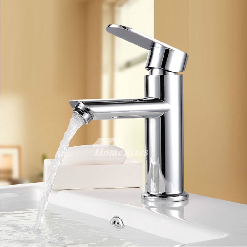 Vessel Sink Faucets Brass Single Hole Bathroom Best