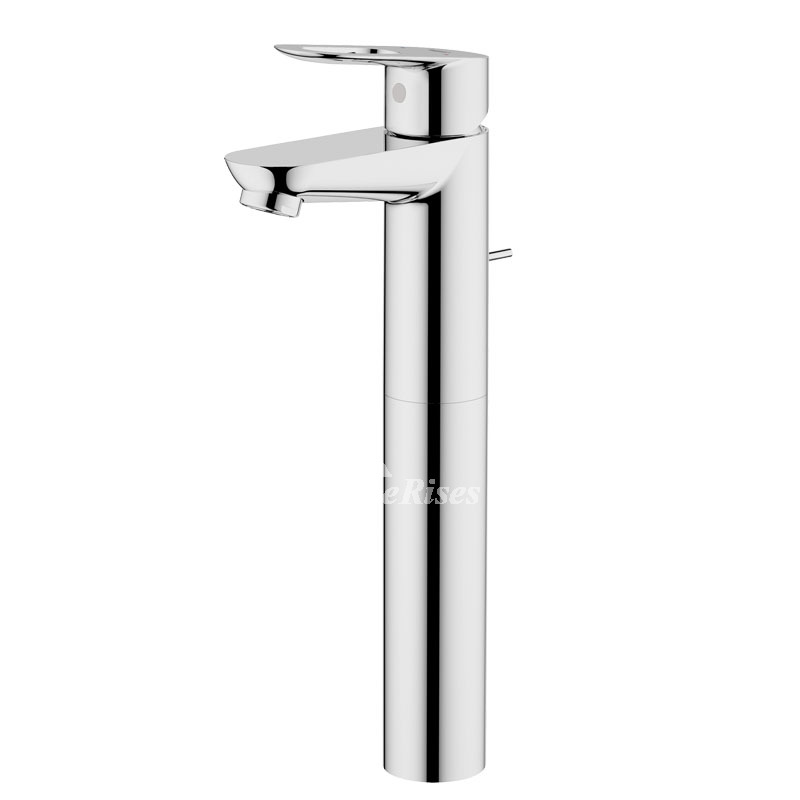Bathroom Faucets Single Handle Brass Chrome Vanity Solid